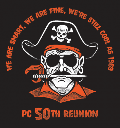Class of 1969 50th Reunion T-Shirts